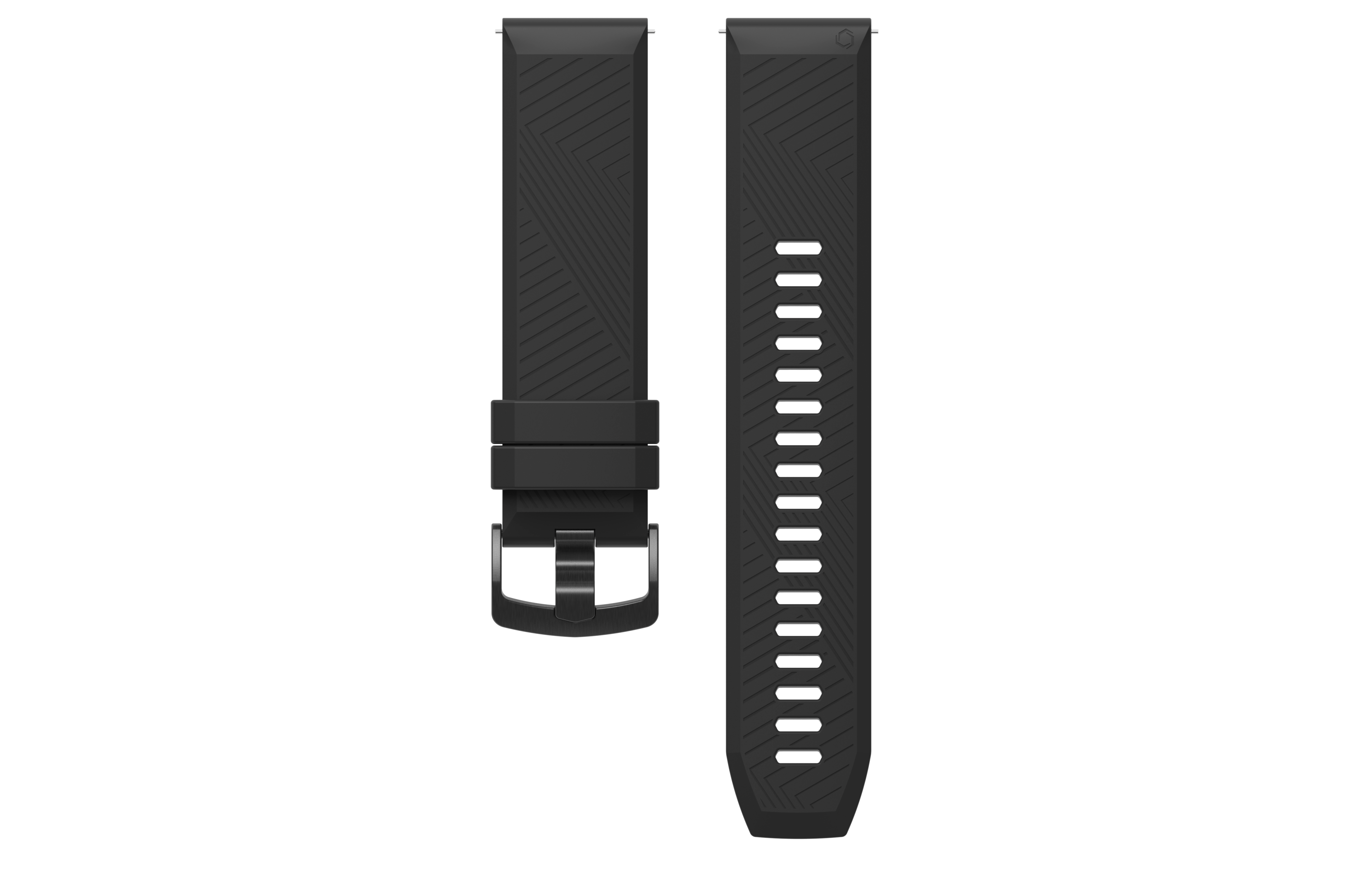 APEX - 46mm Watch Band BLACK