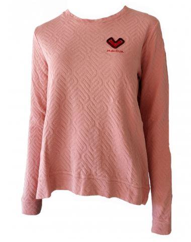 RMB/MALOJA Sweat Shirt AquilegiaM. S