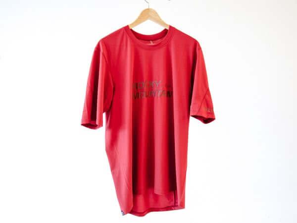 RMB ELDORADO SHIRT S/S MEN RED XS